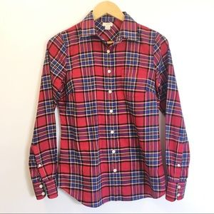 J Crew The Perfect Shirt Button Down Size X Small